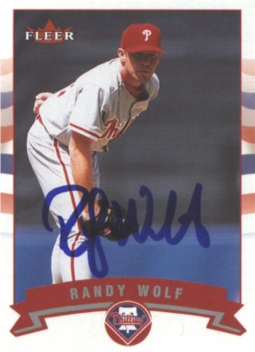 Randy Wolf